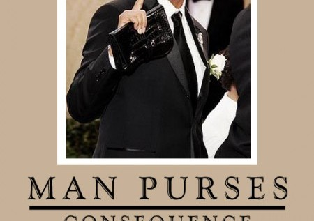 Consequence – Man Purses