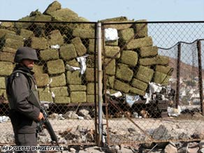 105 Tons Of Marijuana Seized In Baja California