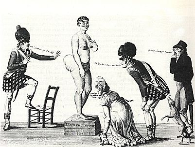 "Who?!?!: Sarah Baartman (Saartjie Baartman, Hottentot Venus):The Origin Of ""Video Vixen"""