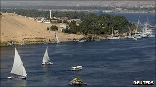Wikileaks Memo Reveals Egypt&#8217;s Nile Fears Over Sudan