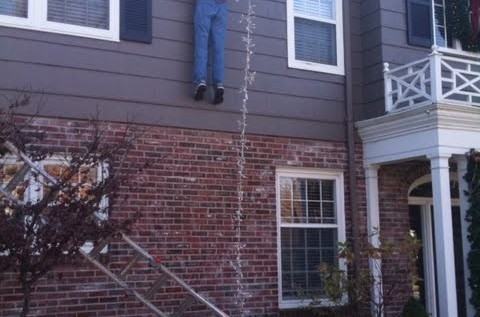 Probably Not The Best Saturnalia (Christmas) Decorating Idea…