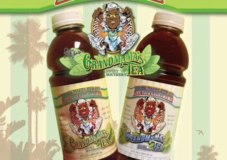 F*ck Outta Here: Larry Johnson Presents: Grandmama's Sweet Southern Tea