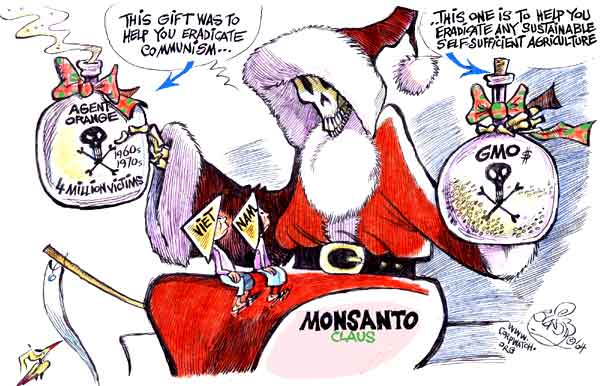 Judge: 2005 Approval Of Monsanto GMO Sugarbeets Was Illegal
