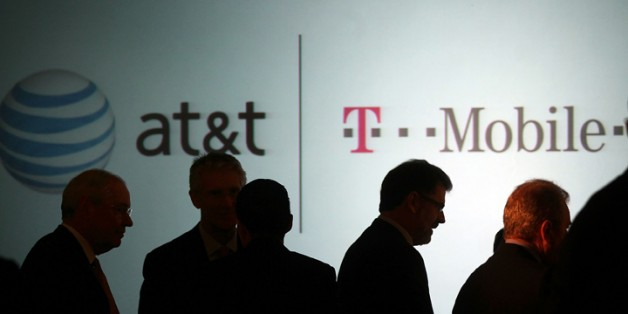 Google, Microsoft, eBay, Yahoo And Facebook Trash AT&T-Mobile Deal