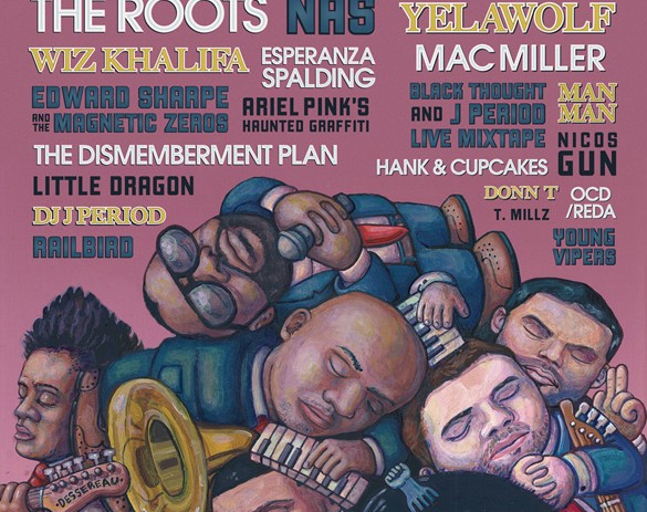 The Roots Picnic 2011 Lineup