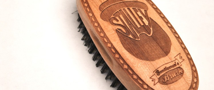 Stalley x GoodWood NYC Collab On Gentleman's Brush