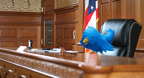 UK Court 'subpoenas' @Twitter For Names Of Super-Injunction Tweeters (w/Audio)