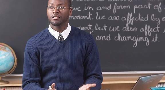 Black Male Teachers Scarce – But Needed