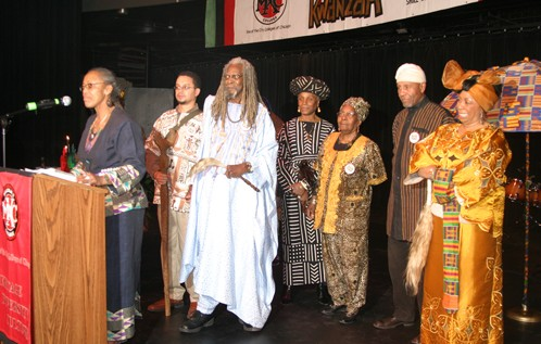 Master Educator Baba Hannibal Afrik (Brother Harold E. Charles) Makes His Transition To Be With Elders