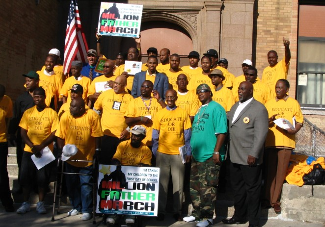 Million Father March: Will Your City or Town Participate this Year?