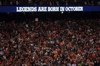 Giants Tame Tigers in Game 1 of the World Series (By: @BWMahoney213)