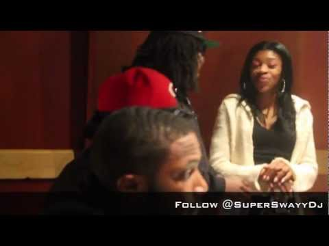 Tox Burner (@ToxBurner) – In Studio Vlog 2 [Shot By @P_WRTS)