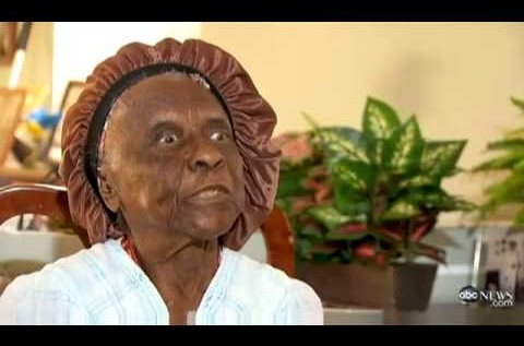 82-Year-Old Emma Anderson Dragged From Miami Train By Security For Singing Spirituals