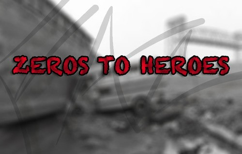 Damo (@Damogeneration) – Zeros To Heroes (Feat. Stevie P & Tywce Nyce)