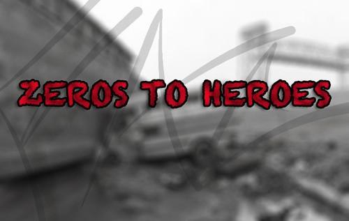 Damo (@Damogeneration) – Zeros To Heroes (Feat. Stevie P & Tywce Nyce)
