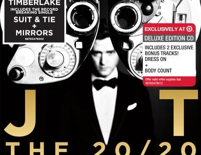 Justin Timberlake (@jtimberlake) – The 20/20 Experience [Album]