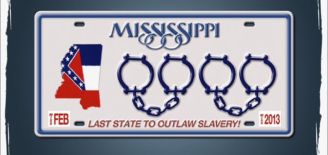 148 Years Later, Mississippi Ratifies Amendment Banning Slavery