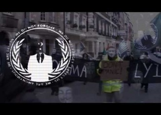Anonymous Threatens Internet Blackout On April 22 To Protest CISPA #CISPABlackout