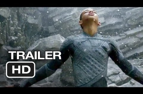 Will Smith(@WilII_Smith) x Jaden Smith(@officialjaden) – After Earth Movie Trailer [VIDEO]