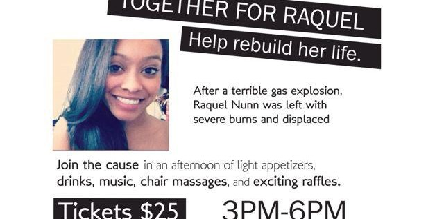 [EVENT] Mimada Beauty Bazaar Presents: #TogetherForRaquel Fundraiser (Powered By: @PodcastWeds)
