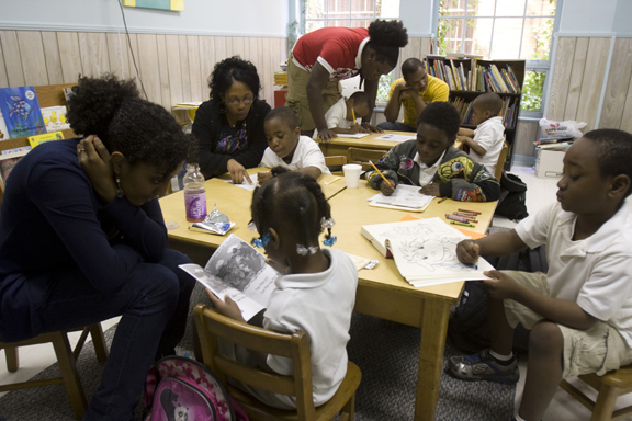 Mississippi Students, Teachers Study Over Spring Break
