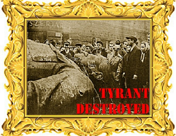 Tyrant Destroyed (Week 51) – Short Story By: Eric Blair (@HeavyAsHeaven84)