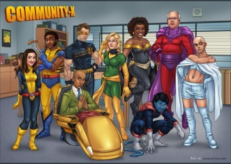 Community Season 4, Episode 10 – Intro To Knots & 11 – Basic Human Anatomy [Full Video]