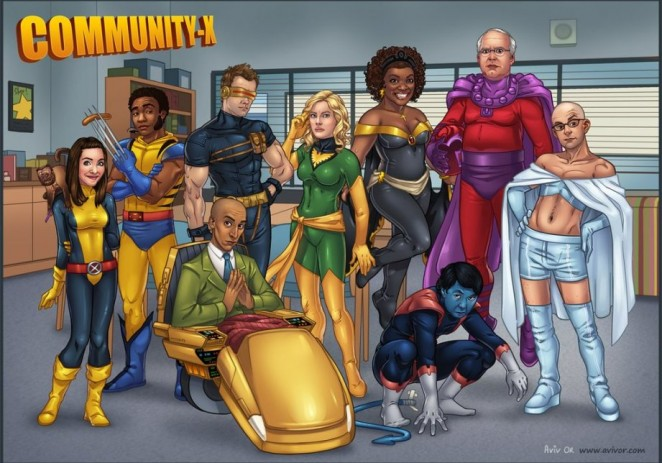 Community Season 4, Episode 10 &#8211; Intro To Knots &#038; 11 &#8211; Basic Human Anatomy [Full Video]