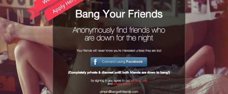 Co-Founder Of 'Bang With Friends' Explains How He's Helped 200,000 Couples Umm… Bang