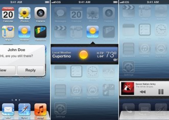 Apple (@Apple) iOS 7 – IAmNotARapperiSpit.com EXCLUSIVE Developer Preview [VIDEO]
