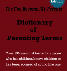 10 Ridiculous Parenting Terms Moms Should Make a Pact to Stop Using