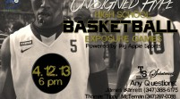 [EVENT] @ScholarichLife x @Nike x @CerebellumH2O Present: #UnsignedHype High School Basketball Exposure Games