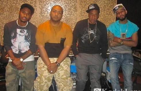 Jay-Z (@S_C_) – Open Letter Feat Trey Songz (Prod. Swizz Beatz & Timbaland)