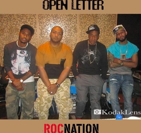 Jay-Z (@S_C_) &#8211; Open Letter Feat Trey Songz (Prod. Swizz Beatz &#038; Timbaland)
