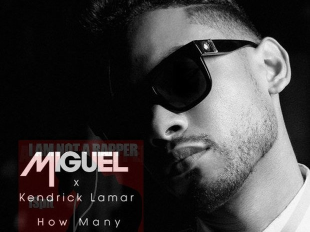 Miguel (@Miguel) – How Many Drinks (Remix) Feat Kendrick Lamar (@KendrickLamar)