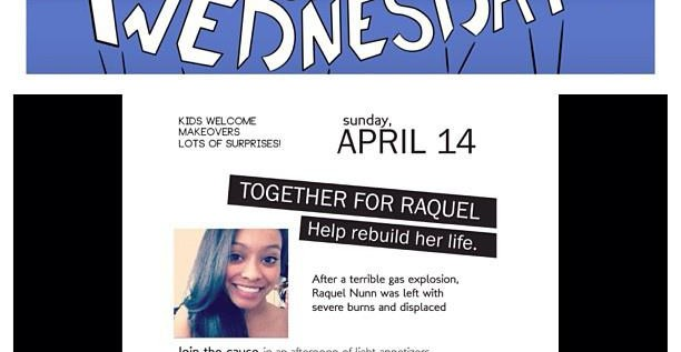 #TogetherForRaquel Fundraiser WEB-A-THON LIVE! (Powered By: @PodcastWeds)