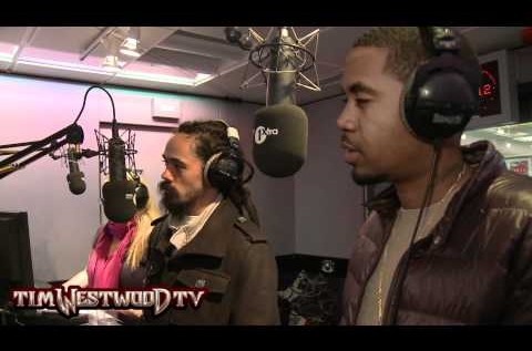 Nas &#038; Damian Marley Interview w/ Tim Westwood (Video)