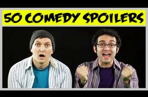 50 Comedy Spoilers In 3 Minutes (Video)