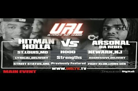 Hitman Holla Vs Arsonal (Video)