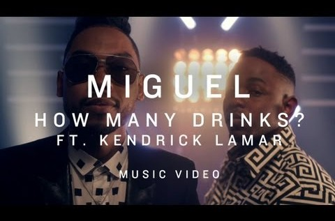 @Miguel – How Many Drinks Remix (Feat. @KendrickLamar) [Music Video]