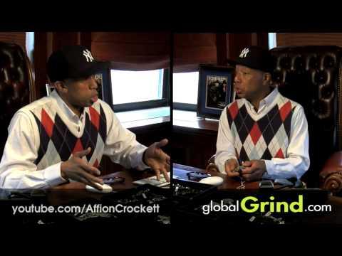 Russell Simmons & Affion Crockett's Hustles With Russells (Trailer)