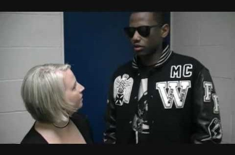 Fabolous Interview w/ Jenny Boom Boom of Hot 93.7