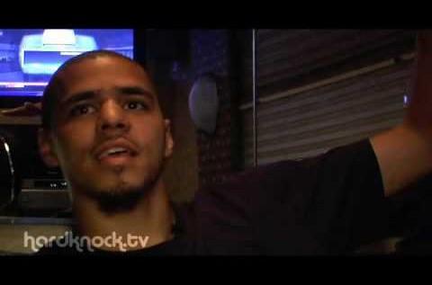 J. Cole Talks Kanye West, No I.D., His Debut Album
