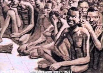 #OccupyWallstreet – The Thousands Of African Slaves Buried Below