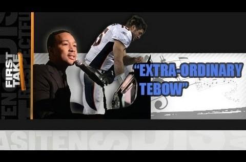 John Legend – Extra-Ordinary Tebow (Video)