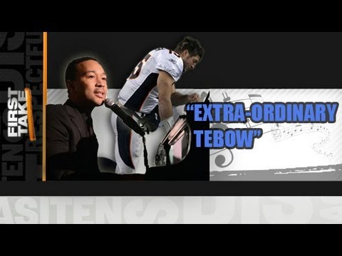 John Legend – Extra-Ordinary Tebow (Video)
