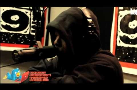Kendrick Lamar Freestyle On @DJCosmicKev's ComeUpShow [Video]