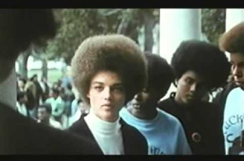 Kathleen Cleaver – Why We Wear Our Hair Natural (Video)