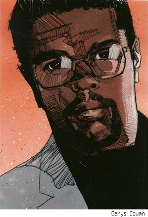 Black History Presents – Daily Knowledge: Dwayne McDuffie (Day 1)