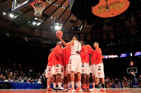 #MarchMadness2012 In Different College Basketball Bracket, Study Finds Gap in Grad Rate @MarchMadness